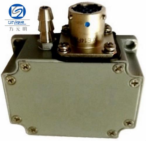 Barometric pressure/radar altimeter